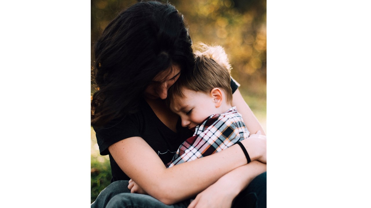 Working Mom Guilt: What If (Gasp!) We Welcomed It In?