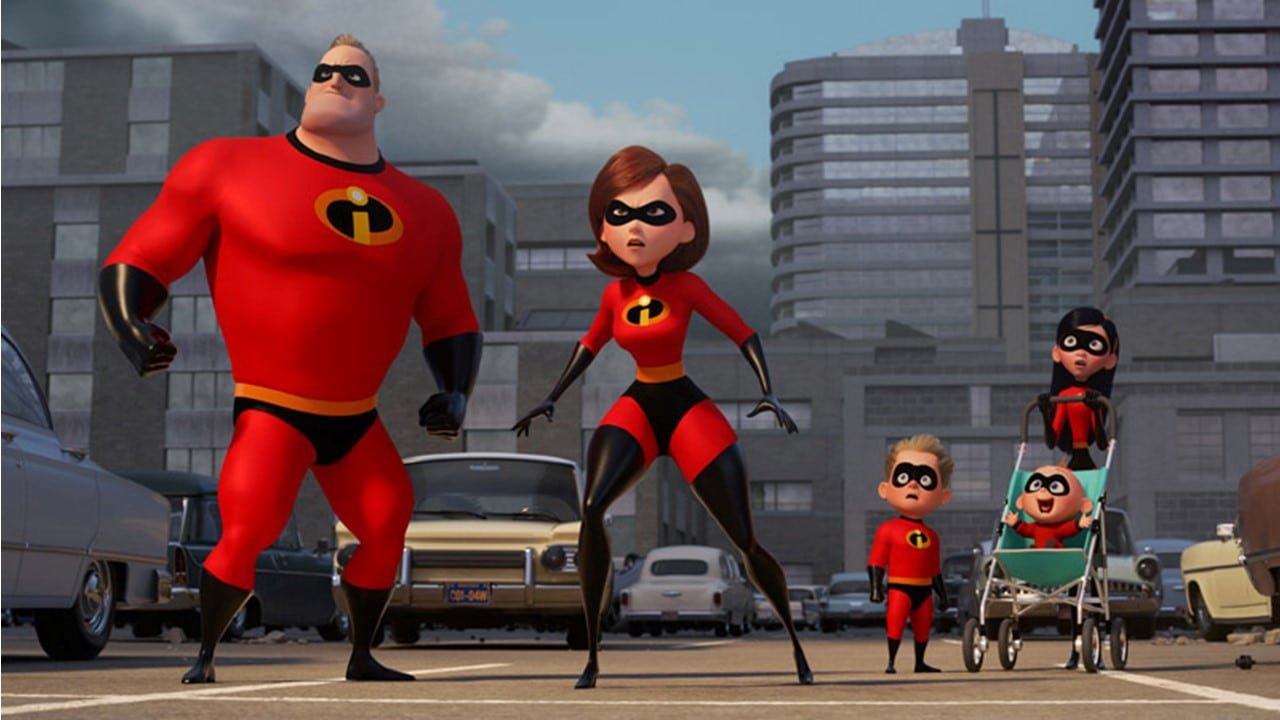 A Working Mama Heroine on the Big Screen: Incredibles 2