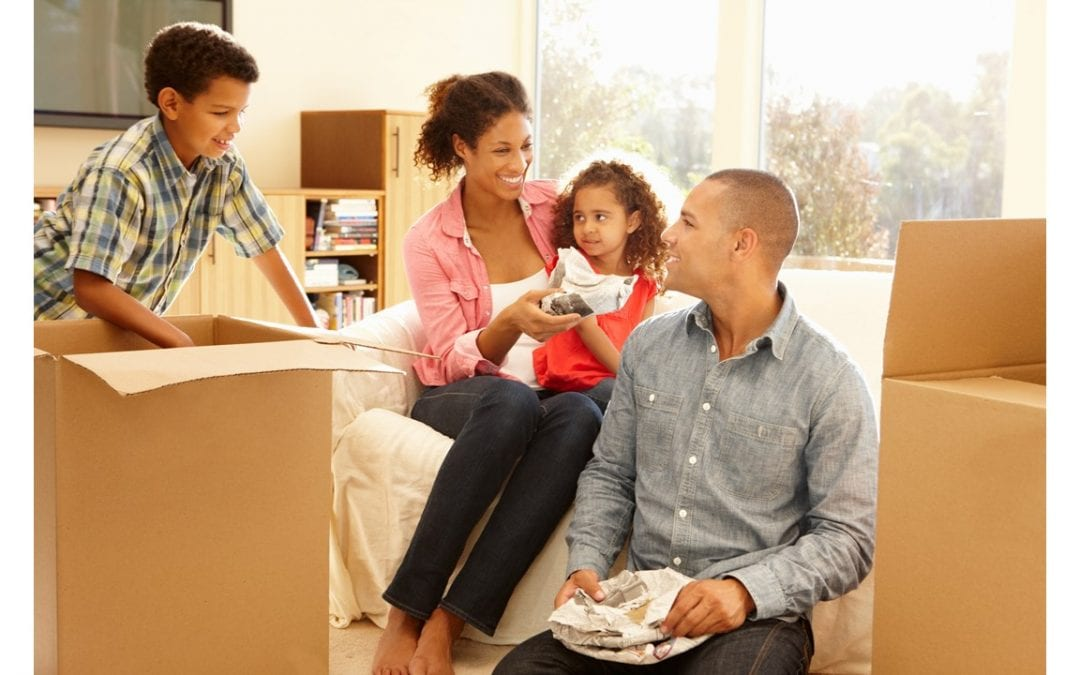 Moving to a New Home…While Working…and Parenting