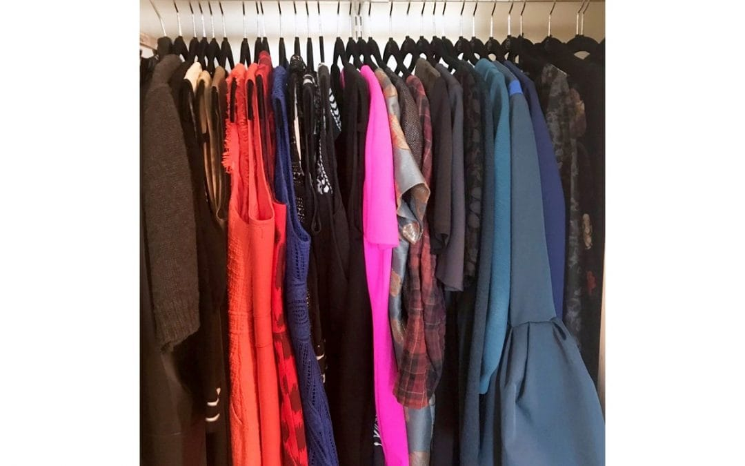 Take Control of Your Working Mama Closet