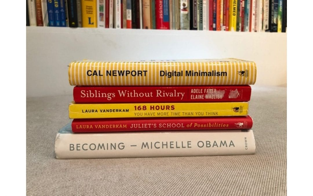 2019 Working Mama Summer Reading List: 5 Fabulous Books