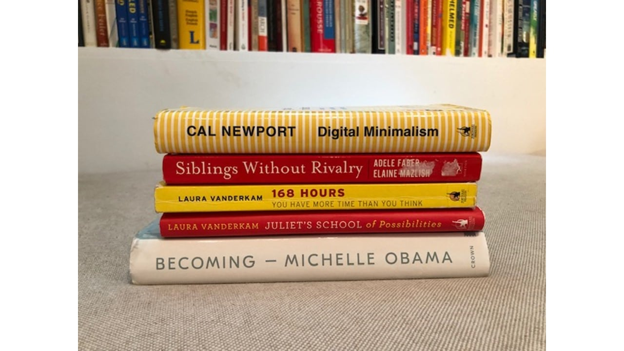 2019 Working Mama Summer Reading List: 5 Fabulous Books