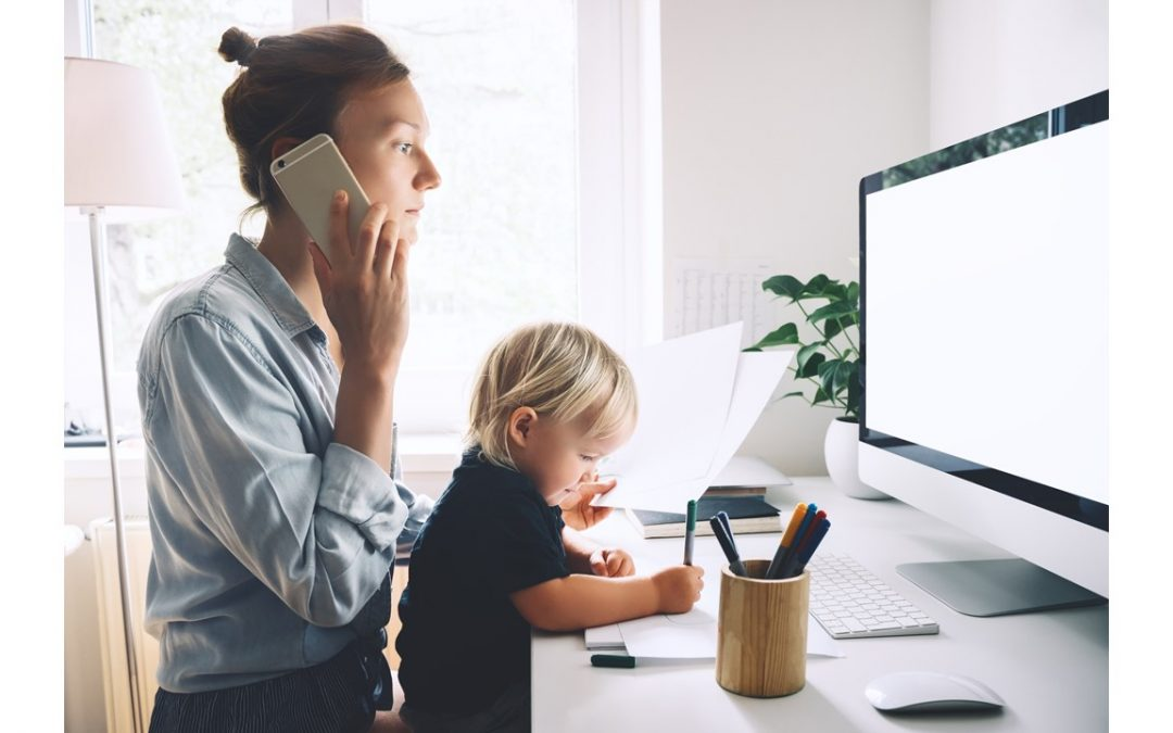 Performance Reviews During COVID: What's a Working Parent to Say?