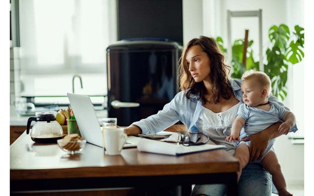 3 Post-Baby Time Management Strategies