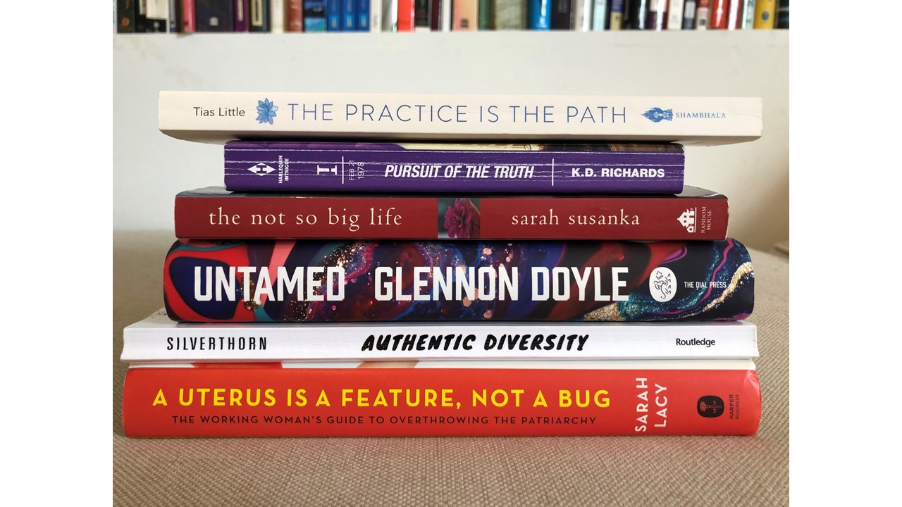 Mindful Return's 2021 Summer Reading List: 8 Awesome Books