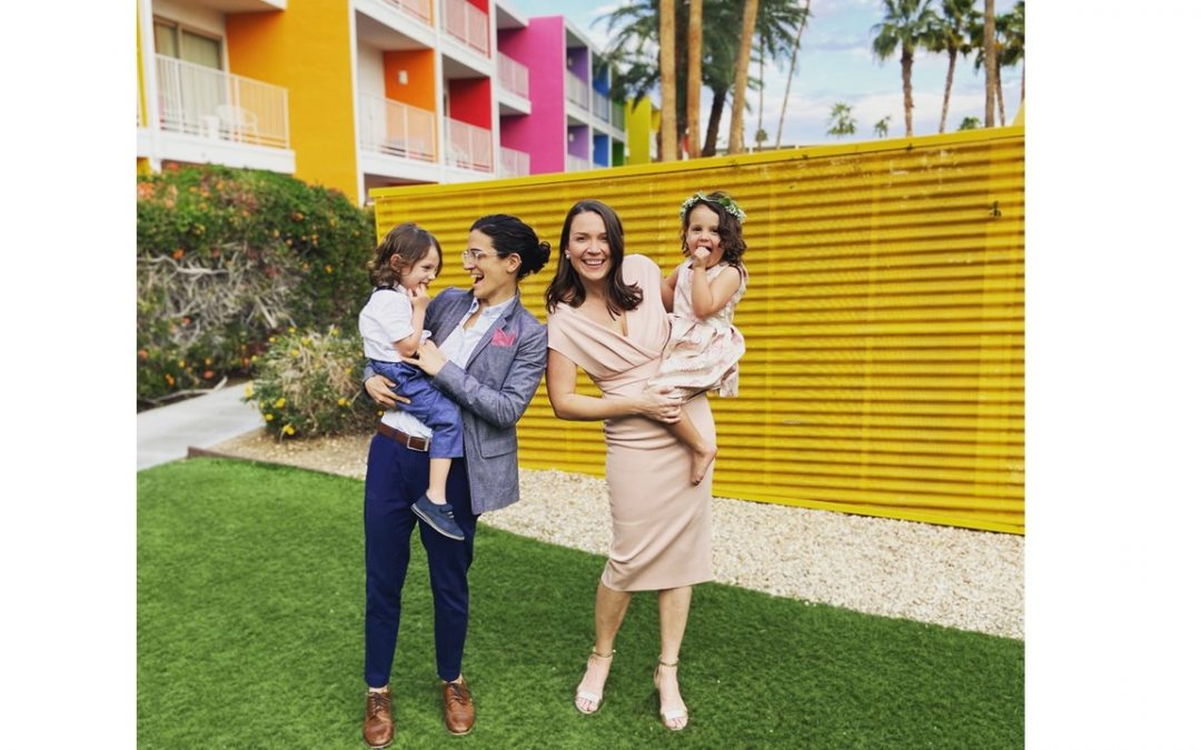 Amplifying Stories: Cait, LGBTQ+ Working Mama of Twins