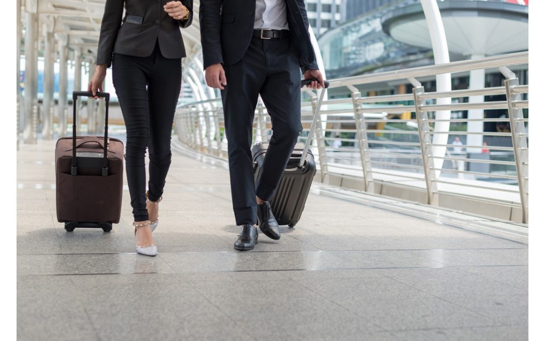 4 Tips for Returning to Work Travel, as a Working Parent